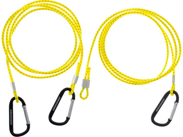 Swimrunners Hook-Cord Pull Belt 3m Neon Yellow